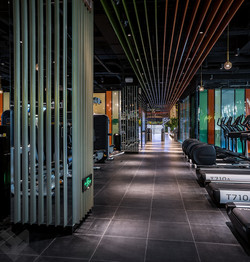 iLoveFitness, Beijing, China, Lighting Design, Anlighten Design Studio_36