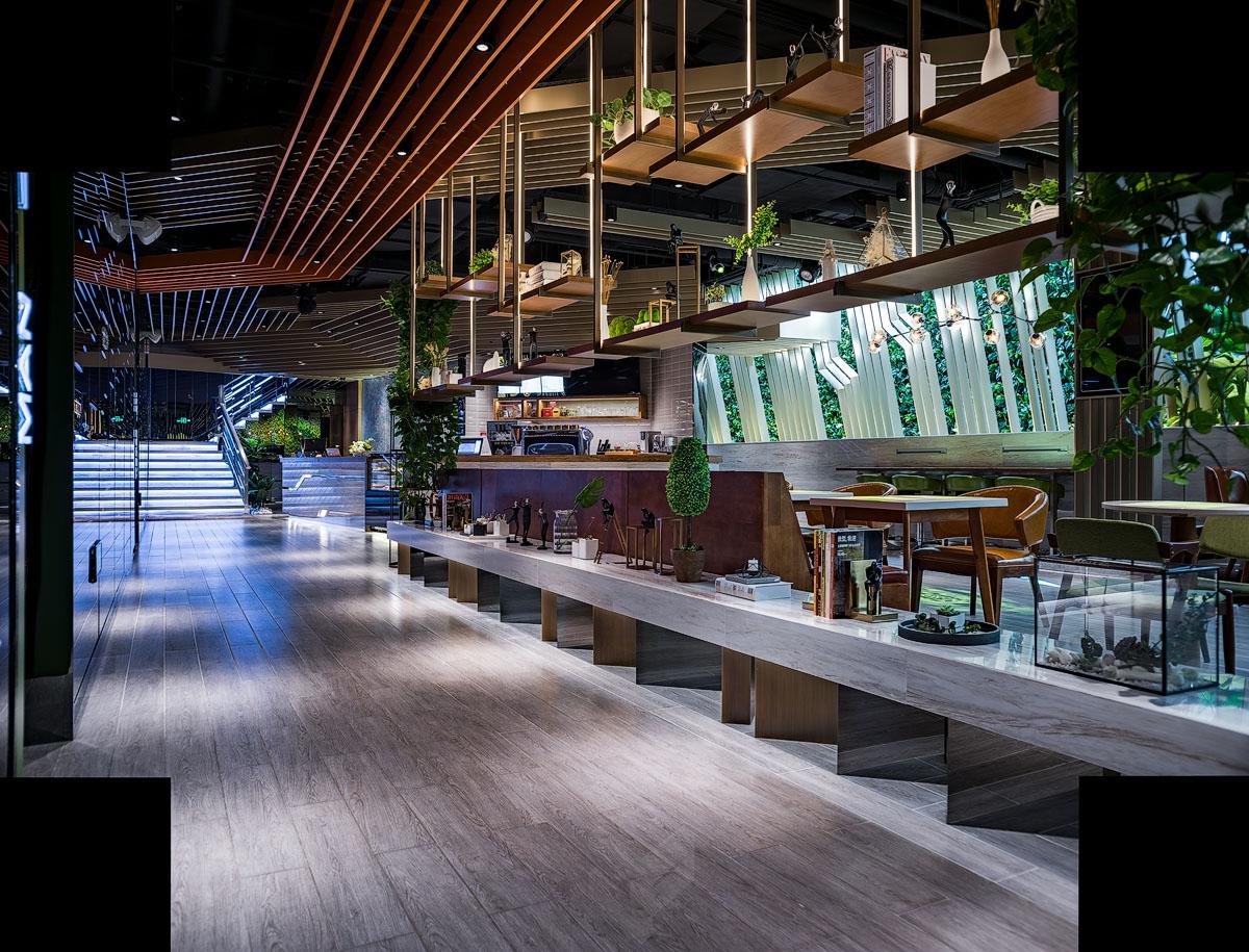 iLoveFitness, Beijing, China, Lighting Design, Anlighten Design Studio_18