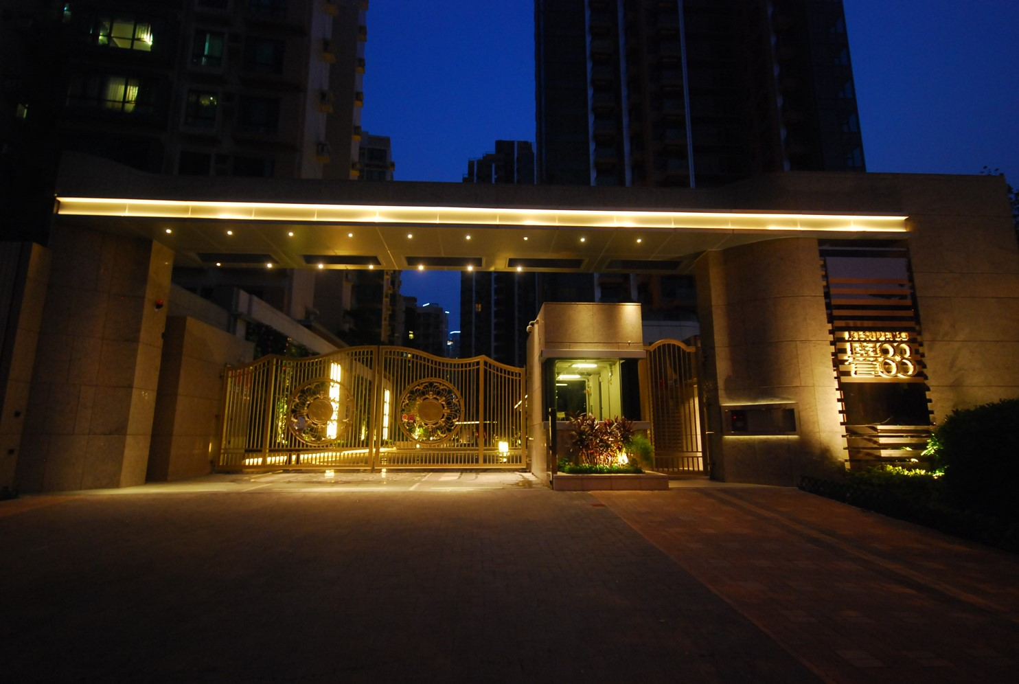 Club House, Residence 88, Hong Kong 2