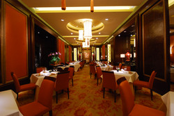The Golden Leaf, Conrad Hong Kong 9
