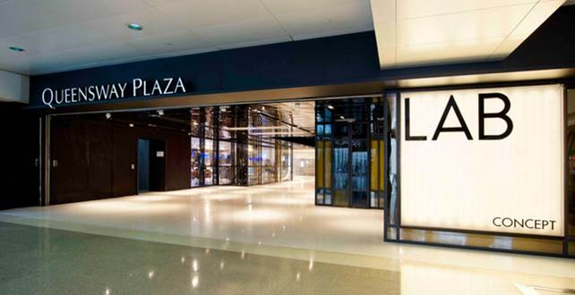 Lab Concept, Queensway Plaza, Hong Kong 1