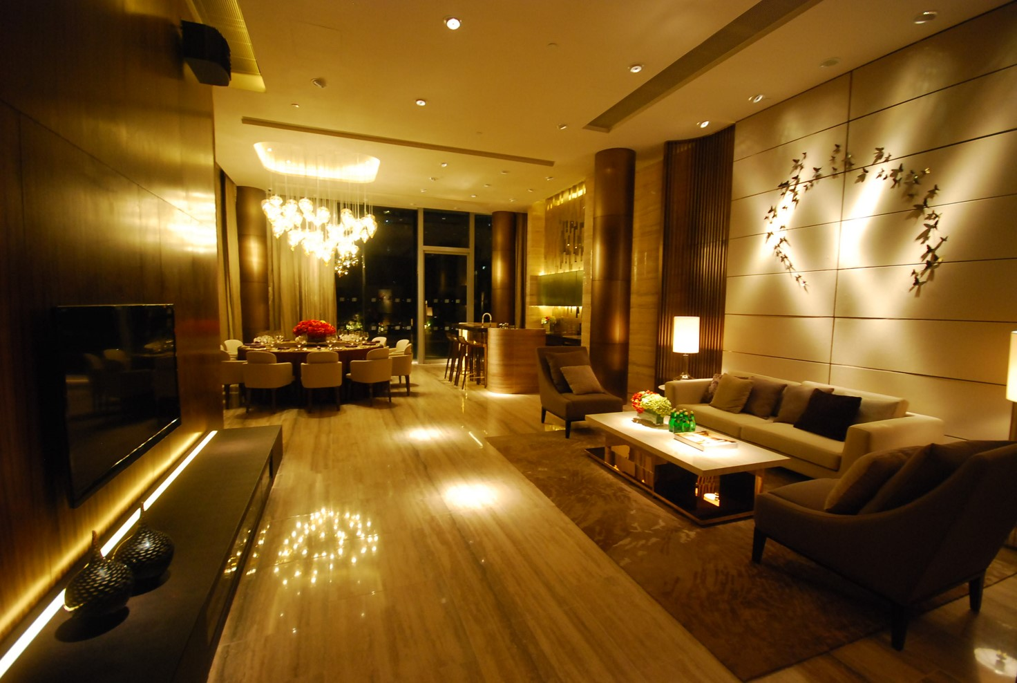 Club House, Residence 88, Hong Kong 5