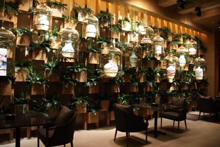 Renhe Spring Hotel Coffee Shop, Chengdu, China  2