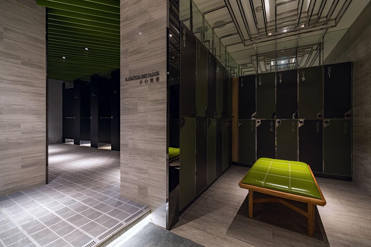 iLoveFitness, Beijing, China, Lighting Design, Anlighten Design Studio_32