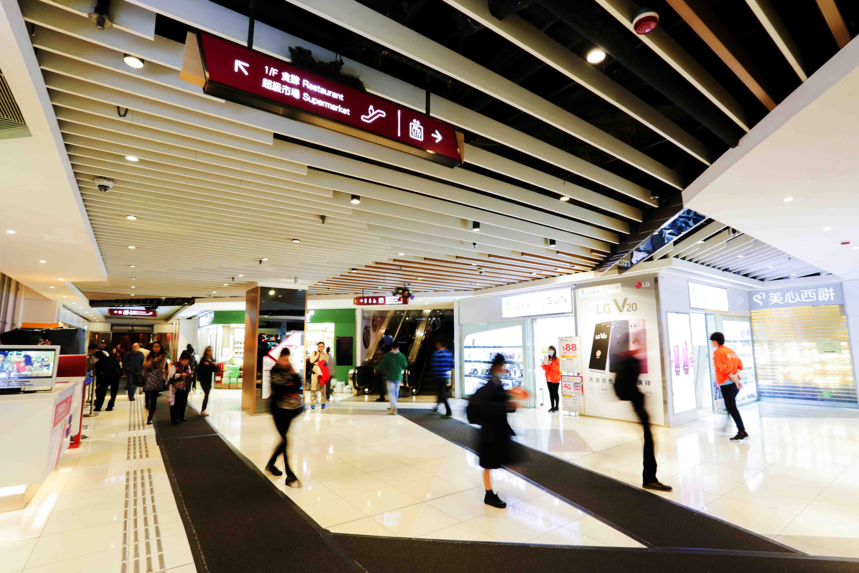 Un Chau Shopping Centre, HK, Anlighten Design Studio, Lighting Design_SD10