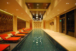 Club House, Residence 88, Hong Kong 8