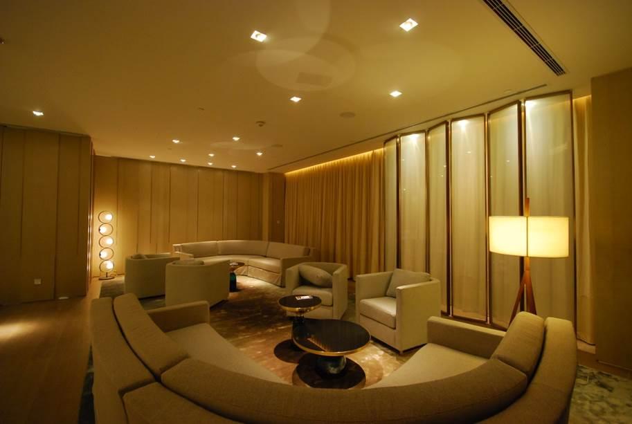 Four Seasons Hotel, Pudong, Shanghai, China 8