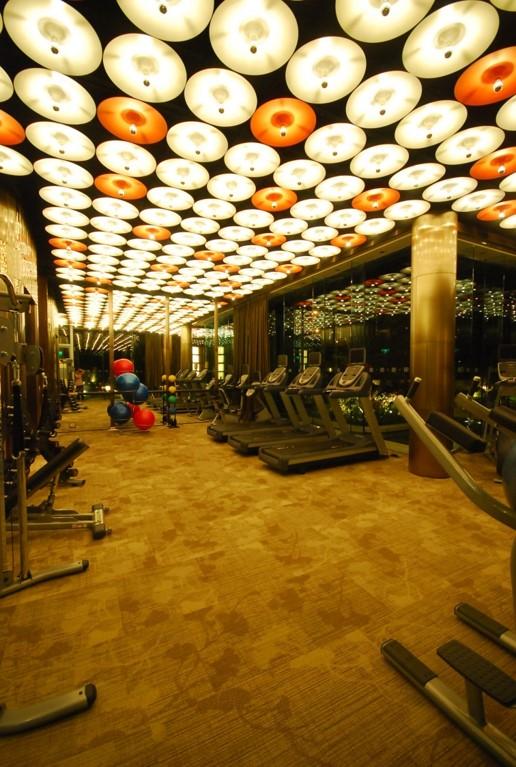 Club House, Residence 88, Hong Kong 10