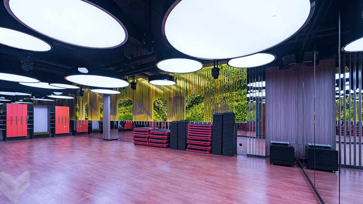 iLoveFitness, Beijing, China, Lighting Design, Anlighten Design Studio_28