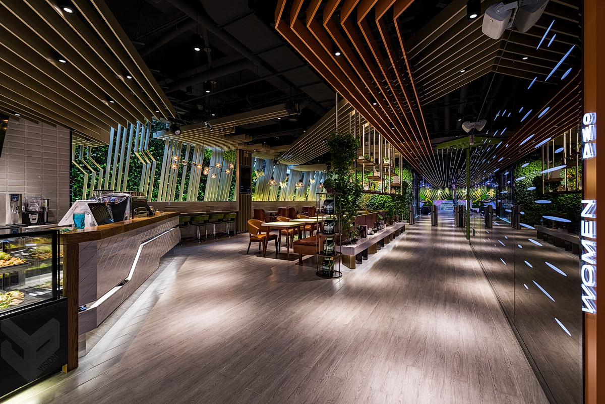 iLoveFitness, Beijing, China, Lighting Design, Anlighten Design Studio_8