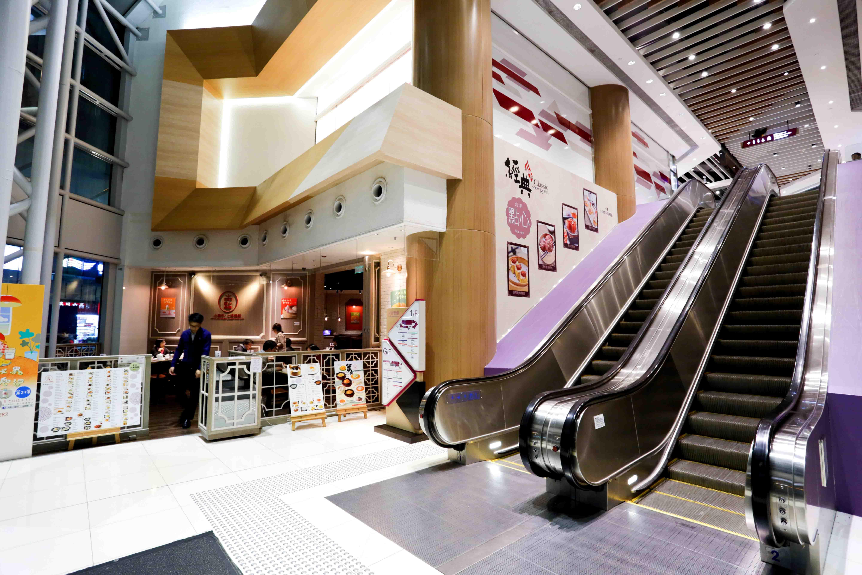 Un Chau Shopping Centre, HK, Anlighten Design Studio, Lighting Design_SD16