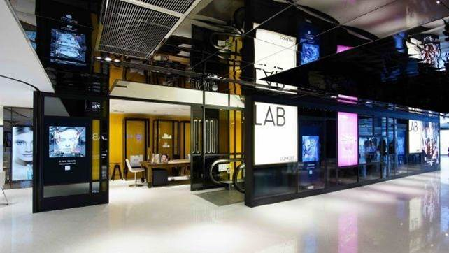 Lab Concept, Queensway Plaza, Hong Kong 2