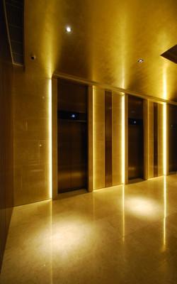 Club House, Residence 88, Hong Kong 9