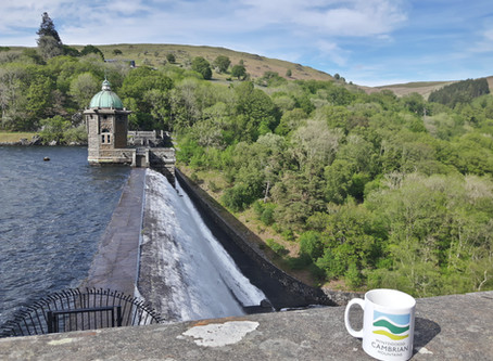 How many Reservoirs are there in the Elan Valley?