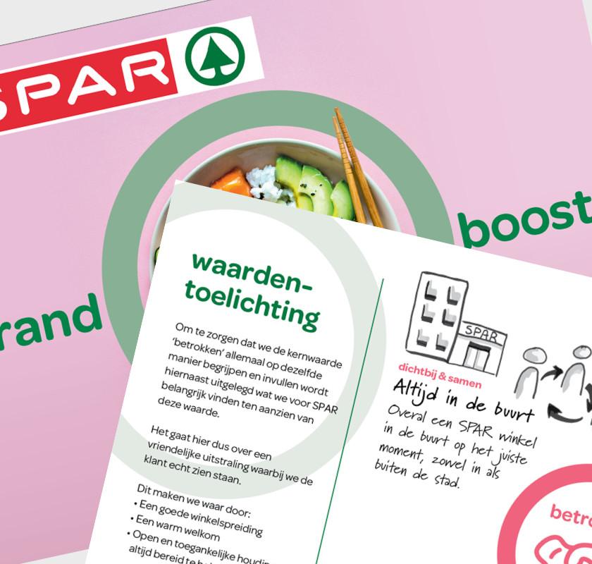 SPAR brand manual