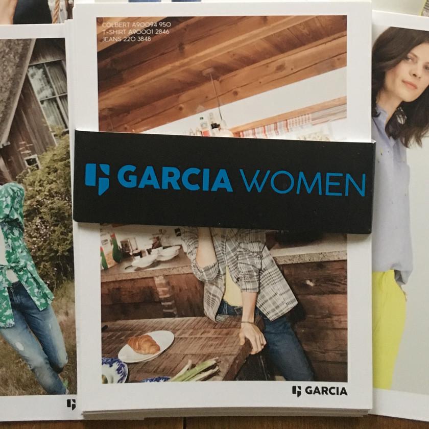 GARCIA eindresultaat collectie