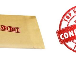 สูตรต่างๆที่เราคิดค้นขึ้น ถือเป็นความลับทางการค้าหรือไม่