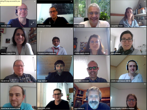 Second General Assembly of CoFBAT // 12 May 2020