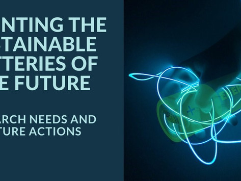 Battery2030+ Publishes its Roadmap for Sustainable Batteries of the Future
