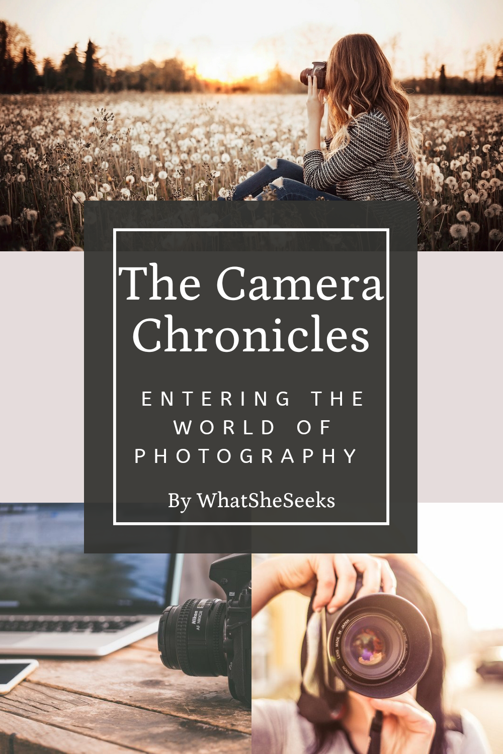Taking one of your hobbies to the next level sparks a flurry of learning and excitement but how do you break the mould of old, trusty habits? Read about the journey from camera phone to budding photographer and find inspiration to enter the world of travel photography. Read more.. #whatsheseeks