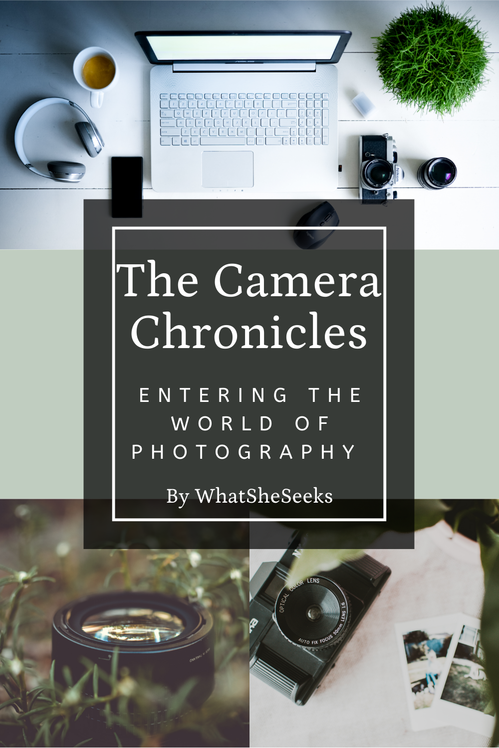 Taking one of your hobbies to the next level sparks a flurry of learning and excitement but how do you break the mould of old, trusty habits? Welcome to the camera chronicles, my journey to professional photography with the Sony Alpha 6400. Read more.. #whatsheseeks