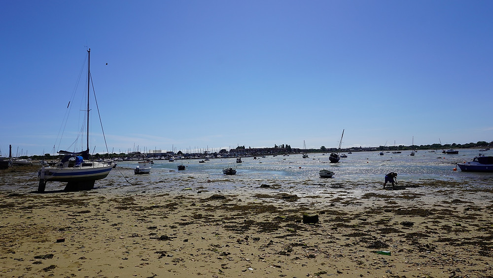 Langstone Harbour, Portsmouth