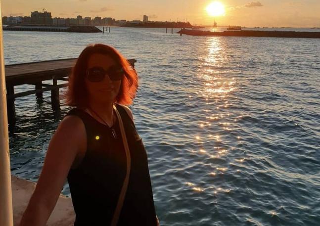 Me in Male, Maldives