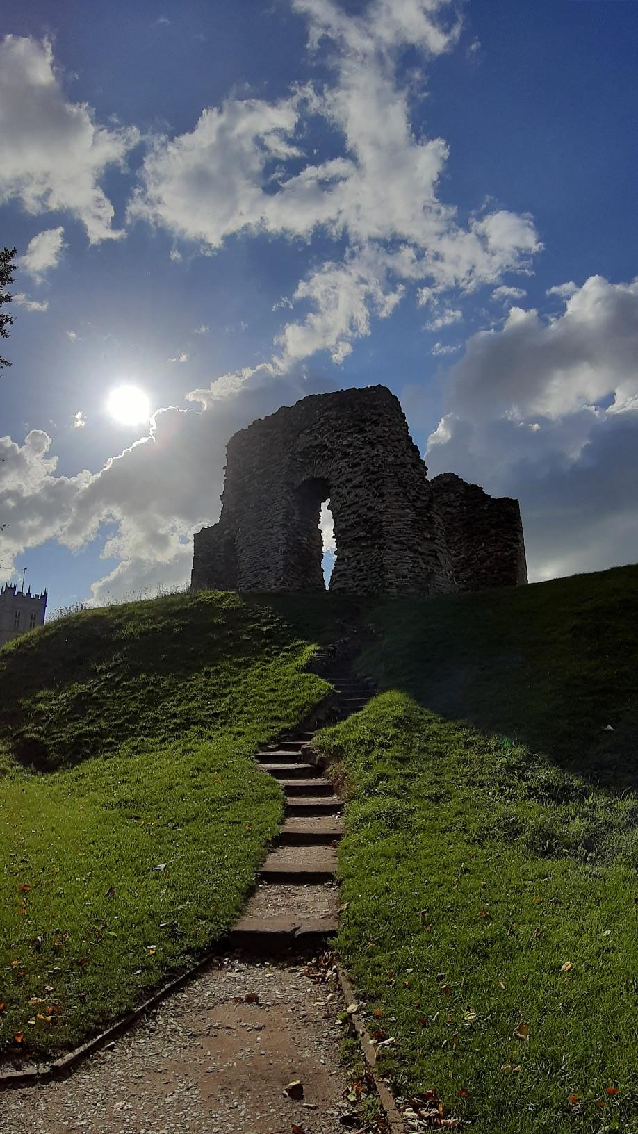 Christchurch Castle, Norman Castles, English Heritage