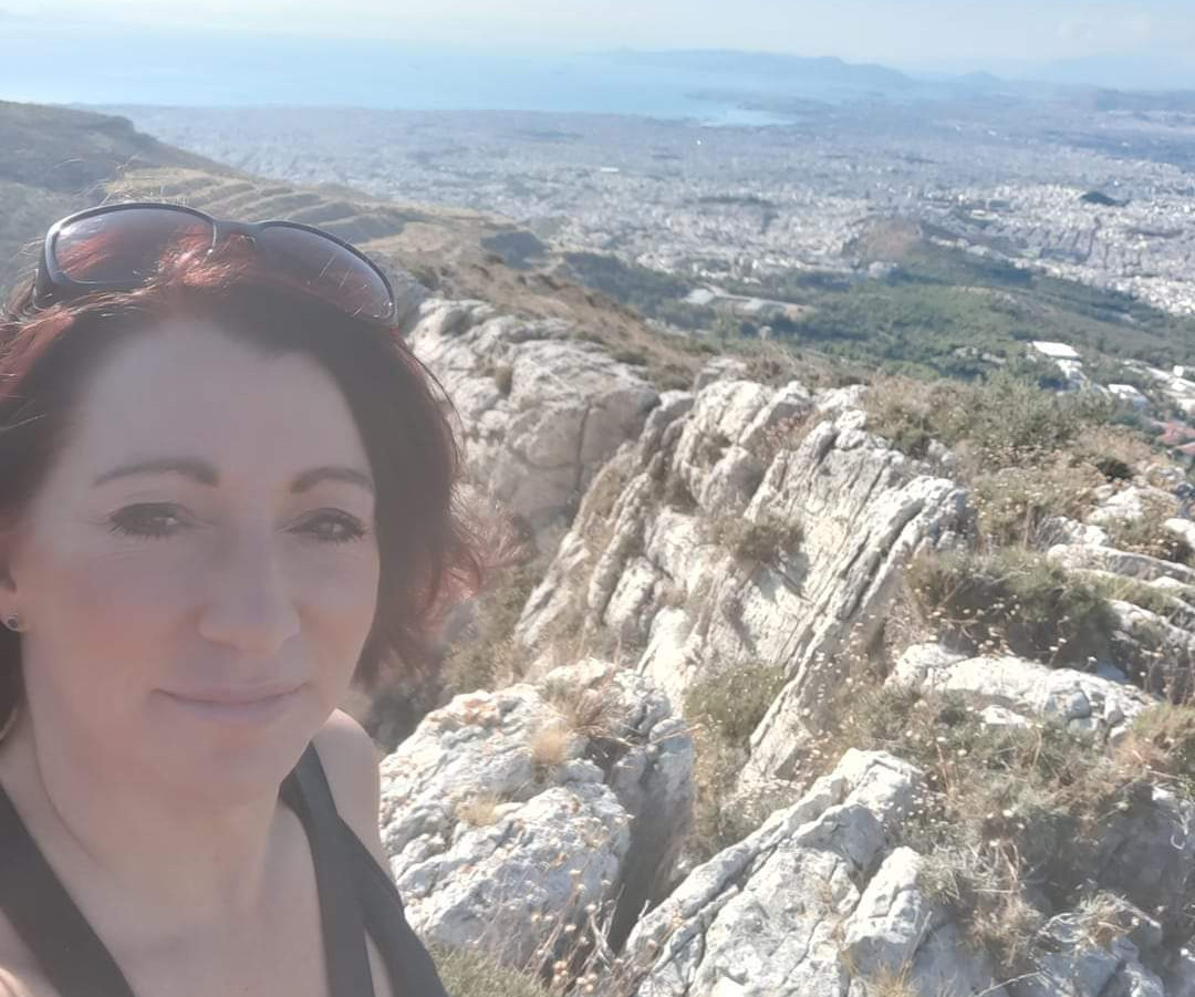 Hiking Above Athens City