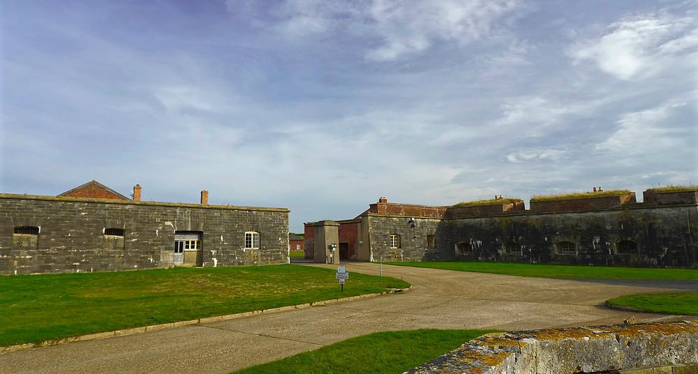 Fort Cumberland, Portsmouth