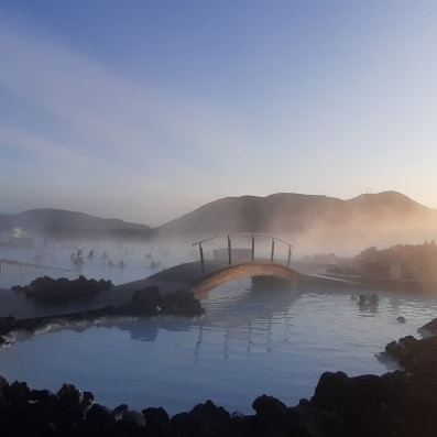 Last year i travelled to Iceland, the magical landscape of fire and ice. The Geothermal Spa was a fantastic experience and bucket llst worthy.