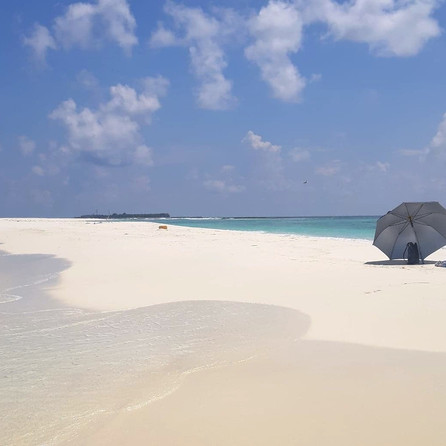 Sandbar Bar, Baa Atoll, Maldives