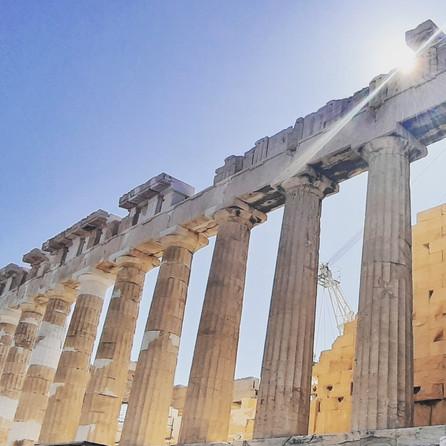 Parthenon Athens,Greece