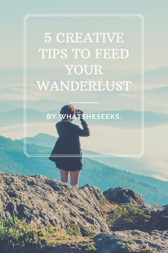 Unable to travel this year? It's time to get creative and feed your wanderlust! Organise your travel photos, cook something inspired from distant lands or plan your next adventure and make it bucket list worthy! #whatsheseeks