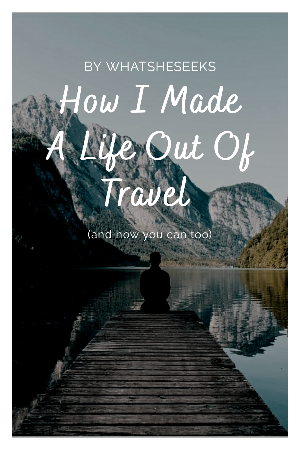 Have you thought about taking an extended holiday? Have you always wanted to work abroad but not sure how? Find inspiration and ideas for planning a longer term trip abroad. #whatsheseeks