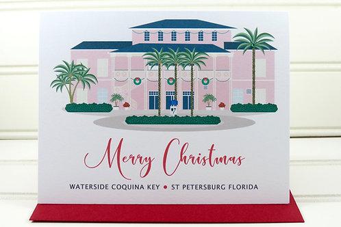 Waterside Christmas Card