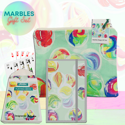 Marbles Gift Set