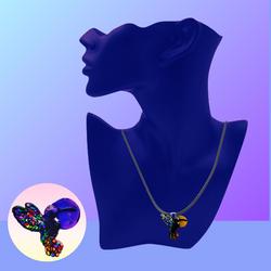 Hummingbird Pendant Necklace
