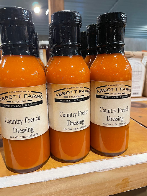 Country French Dressing