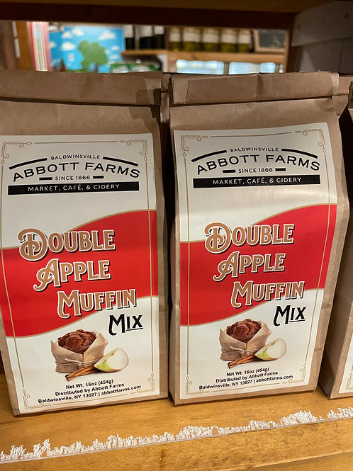 Double Apple Muffin Mix