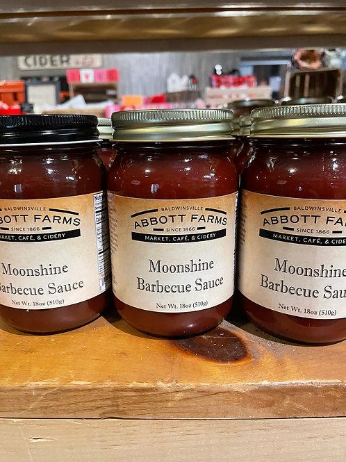 Moonshine Barbecue Sauce