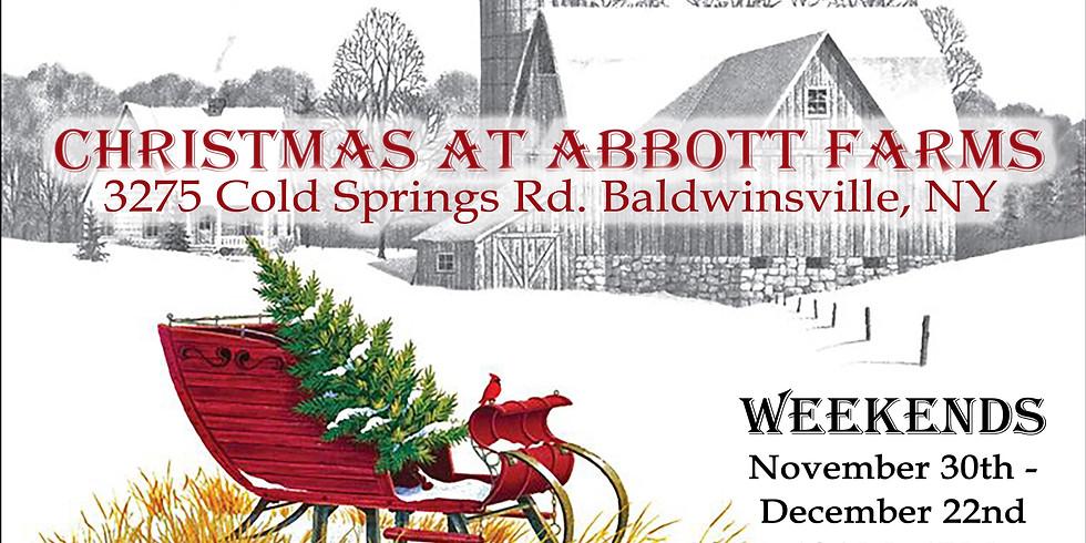 Christmas at Abbott Farms