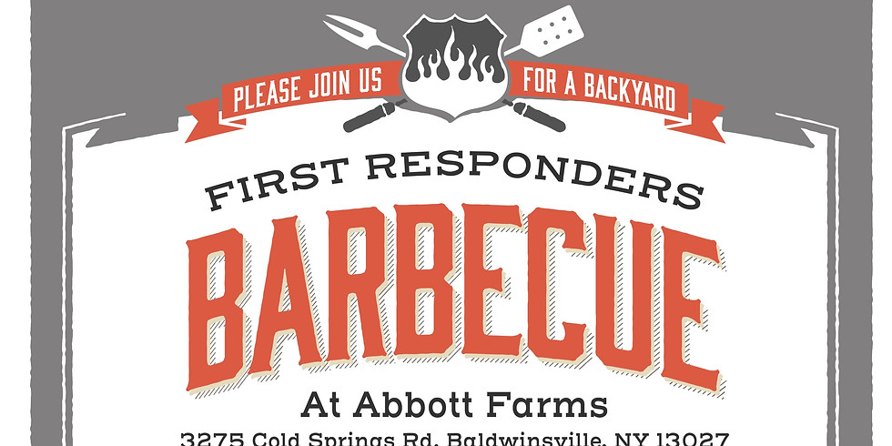 First Responders BBQ