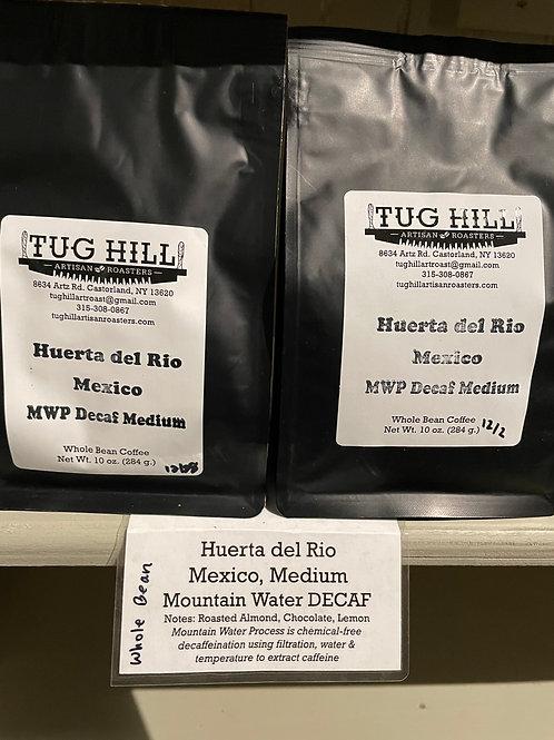 Tug Hill Huerta del Rio Decaf Coffee