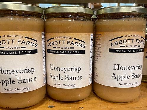 Honeycrisp Apple Sauce