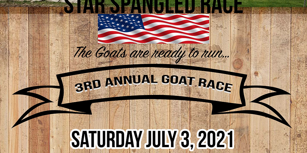 2021 Goat Race