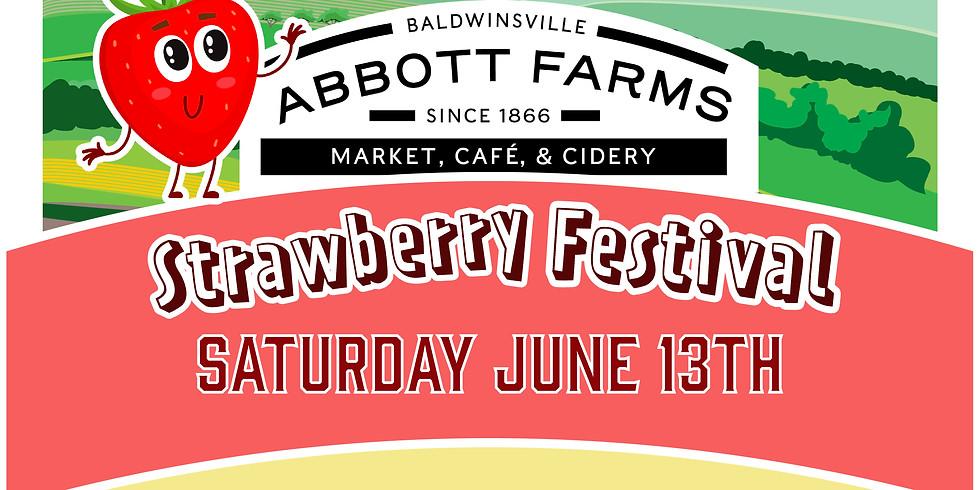 Strawberry Festival (Saturday)