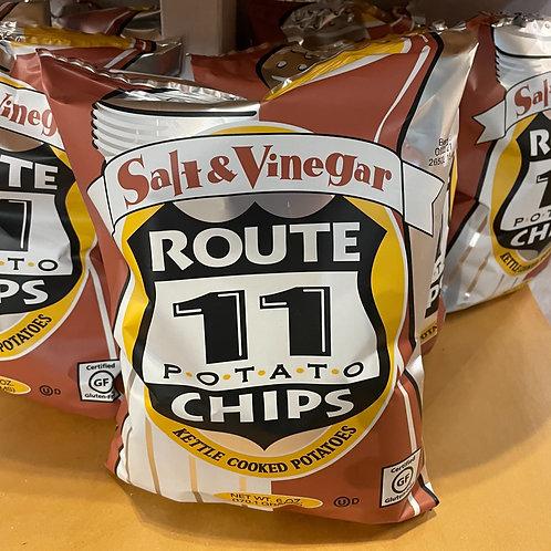 Rt 11 Salt & Vinegar Chips