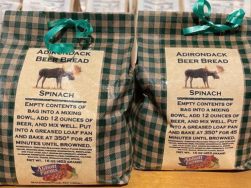 Adirondack Beer Bread Spinach