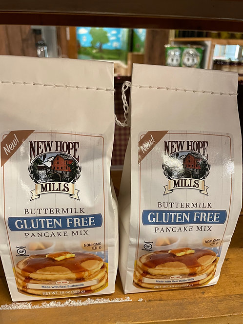 New Hope Mills Gluten Free Buttermilk Pancake Mix